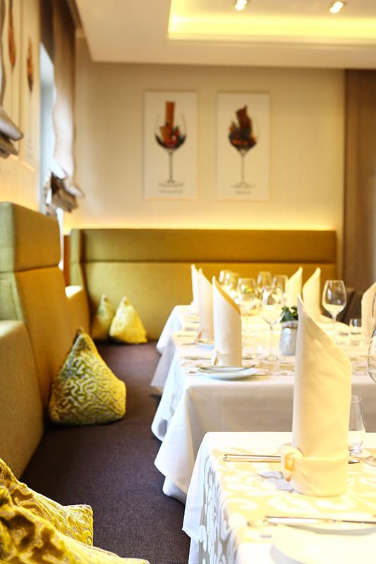 Culinarium Restaurant Tische