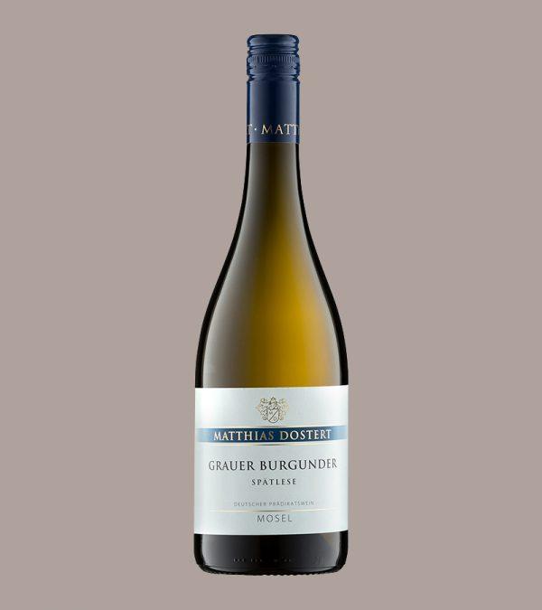Weingut Dostert - Grauer Burgunder Spätlese