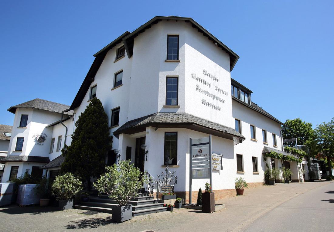Weingut Dostert - Weingut - Culinarium